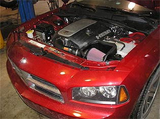 Mark Smith 2006 Dodge Charger Hemi.